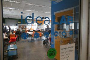 Denverin kirjaston makerspace